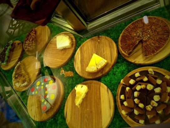 pie showcase