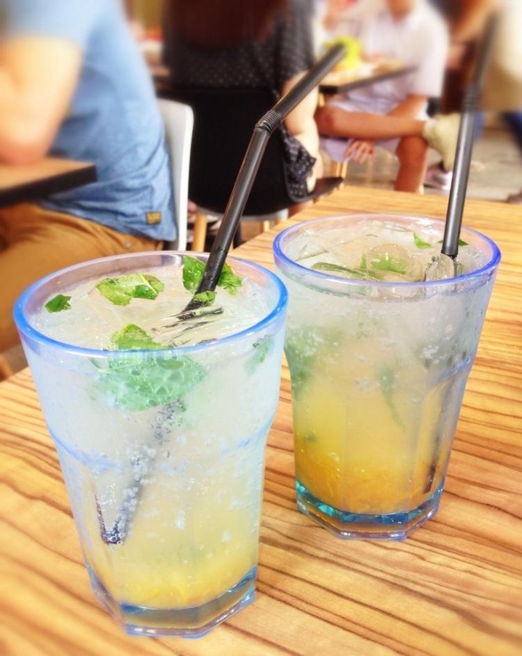 Yuzu Mint Soda