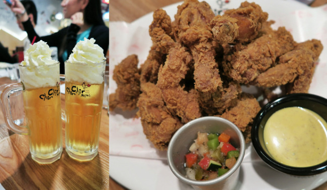 Chir Chir Fusion Chicken Factory now opens in Singapore