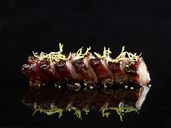 Mitzo Special BBQ Pork